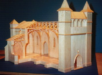 maquette �glise Viller�al-photo Odo.Accord mus�e.jpg (19641 octets)